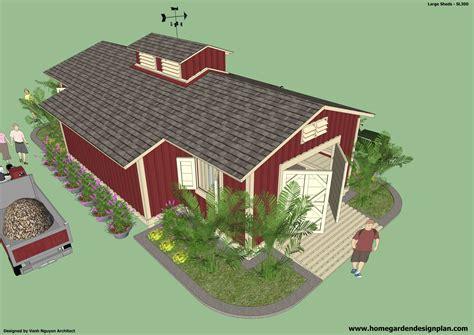 dorshed  shed plans uk