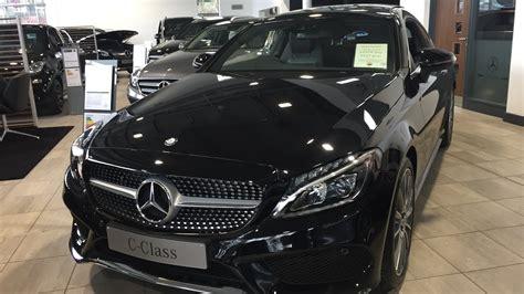 2017 Mercedes-benz C-class C250 Coupe Amg Line