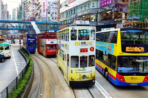 hong kong dossier les transports  hong kong
