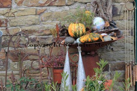 Was Im Herbst Im Garten Machen by Romantische Dekoration Herbst Garten Exotische