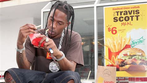 Travis Scott Meal: McDonald's, Cactus Jack add merchandise ...