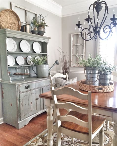 Shabby Chic Esszimmer by Shabby Chic Dining Room Farmhouse Style