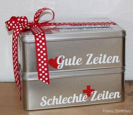 hochzeitsgeschenk selber machen hochzeitsgeschenk in guten wie in schlechten zeiten feines stöffchen nähen für kinder