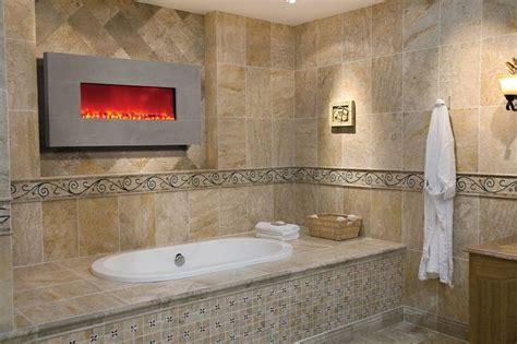 Dynasty BG100WLF limestone wall mount electric #fireplace