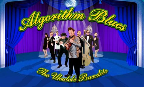Algorithm Blues By The Ukulele Bandito Is A Tribute To All