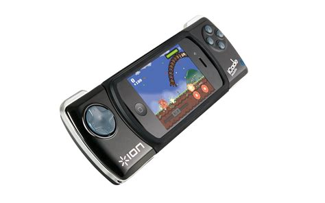 iphone controller icade mobile mobile controller for iphone ipod