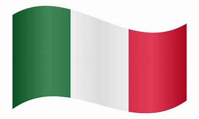 Flag Italian Italy Clip Waving Illustrations Similar
