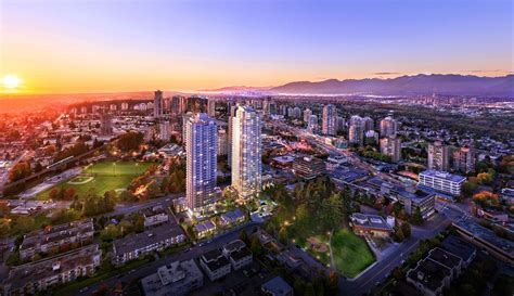 Apartments For Rent in The New Met 1, Burnaby   Prompton