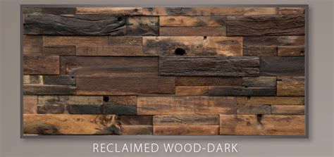 introducing reclaimed wood panels realstone systems