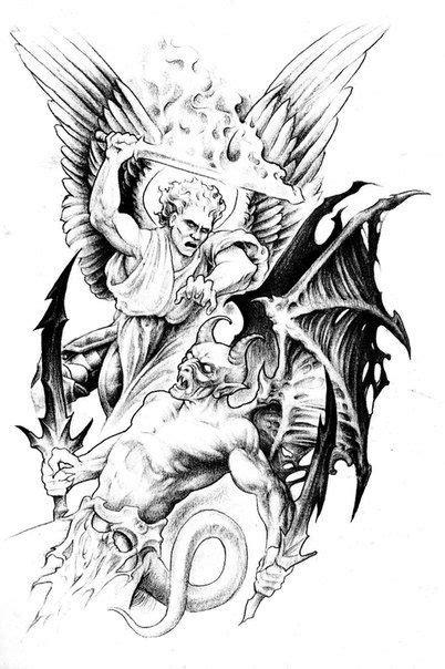 Jesse Santos - Book of angels | 43 photos | VK | Angels | Tatuajes de alas, Tatuaje angel y Tatuajes