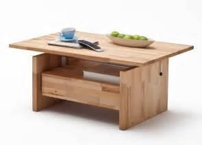 Couchtisch Holz Höhenverstellbar : couchtisch holz mit schublade ~ Whattoseeinmadrid.com Haus und Dekorationen