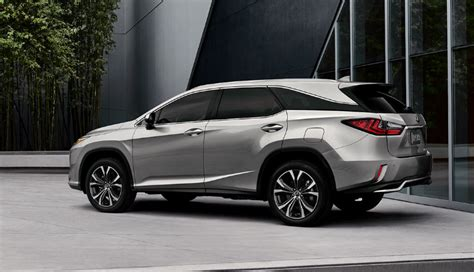 lexus rx facelift colors release date redesign
