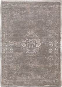 Louis De Poortere : louis de poortere fading world medallion white pepper tapijt online tapijten ~ Frokenaadalensverden.com Haus und Dekorationen