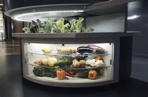 Future Kitchen By Caesarstone And Pratt Institute