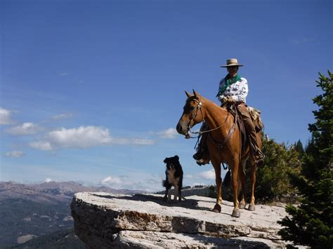 wyoming dude ranches western guest ranch vacation