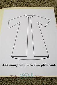 Best Photos of Coat Template Preschool Craft - Joseph Coat ...