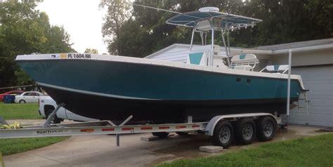 Inboard Sea Vee Boats For Sale by 29 Sea Vee Cummins Inboard Diesel Axel Trailer