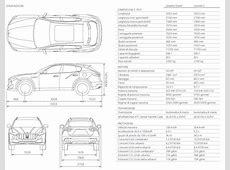 Maserati Levante Dimensioni Bagagliaio Peso Misure