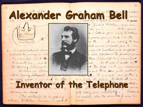 inventor of the phone graham bell inventor of the telephone