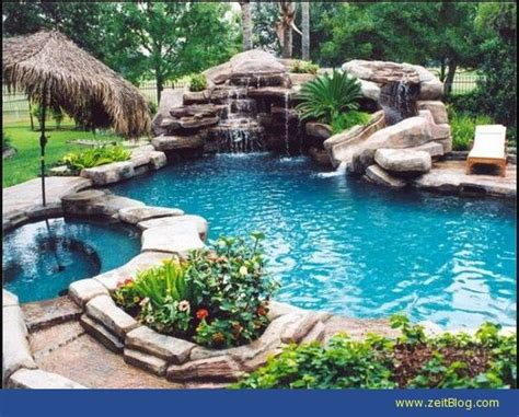 I Want A Nice Big Pool And Backyard That Can Be Used For