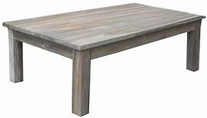 teak grey wash rustic coffee table x la place us on large With square gray wood coffee table