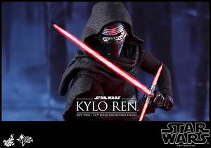 Hot Toys The Force Awakens Kylo Ren And Stormtroopers!