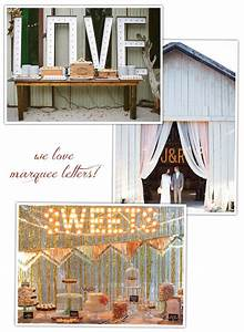 diy marquee letters green wedding shoes wedding blog With marquee letters wedding