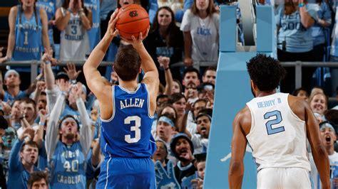 Duke Vs Unc Pivotal Stats Priming You For College