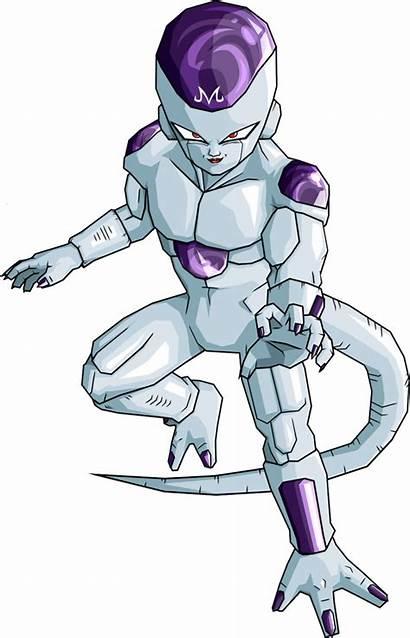 Frieza Form Dragon Ball Freezer Majin 1st