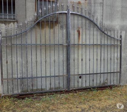 Porte Interne D Occasione by Cancello Ferro Battuto Usato Con Usato In Ferro Battuto