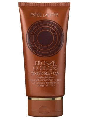 Estée Lauder Bronze Goddess Tinted Self-Tan Golden
