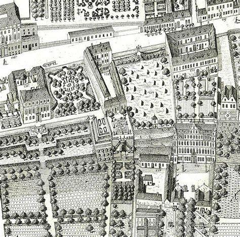 detail   map  vienna showing  alsergrund