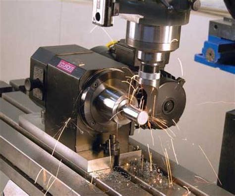 Precision Lathe Operations On A Cnc Mill  Modern Machine Shop