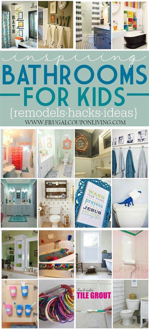 kid bathroom decor ideas  pinterest kids