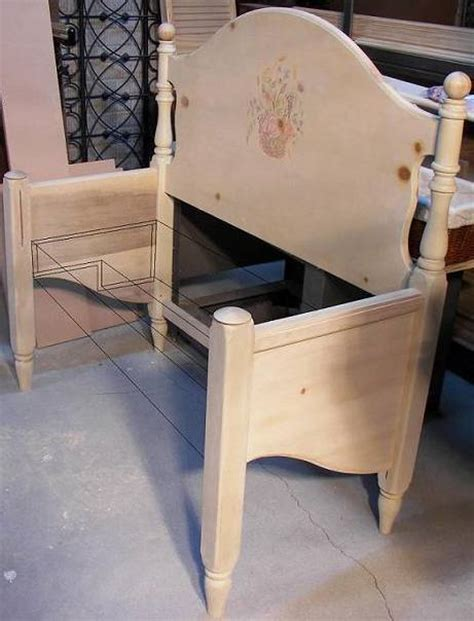 Bed Into Bench by 5 Diy Headboards Turned Benches To Jump Start Your Tuesday