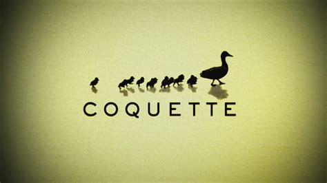 Coquette Productions - Closing Logos