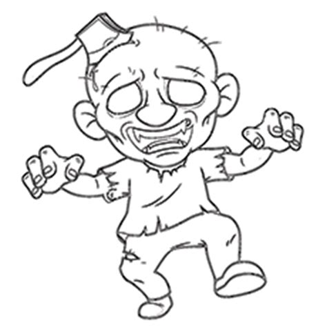 zombie mario coloring page  printable coloring pages  kids