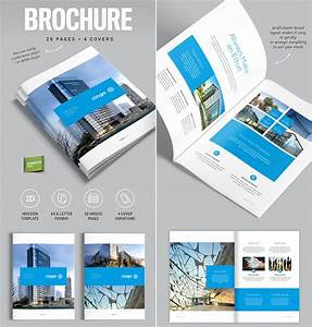 20 best indesign brochure templates for creative for Leaflet template indesign