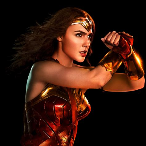 Wonder Woman Justice League 2017, Hd 4k Wallpaper
