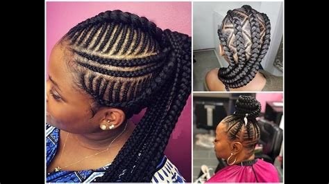 braided african hairstyles 2018 top amazing styles you