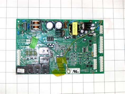 wgf ge refrigerator main control board amre supply