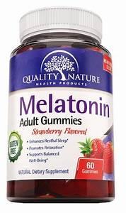 Amazon Melatonin Adult Gummies