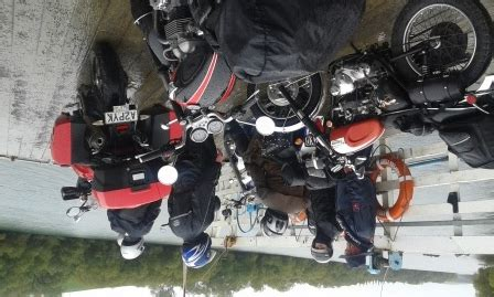 millers flat overnighter triumph owners motor cycle club nz