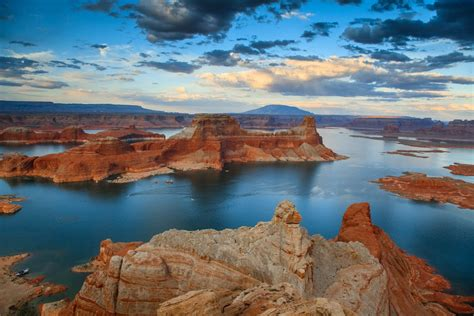 Lake Powell View Rv Boat Storage by Rv Vacation To Grand Lake Powell Bryce Zion