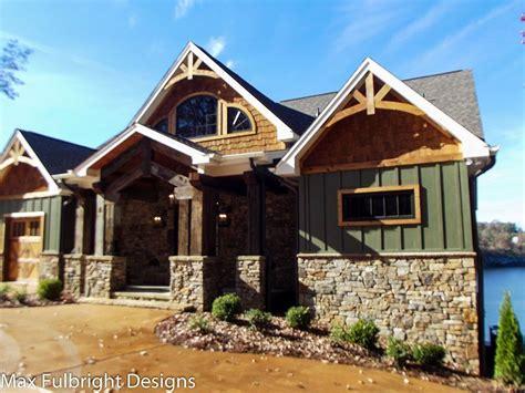 story open mountain house floor plan craftsman house plans lake house plans mountain house