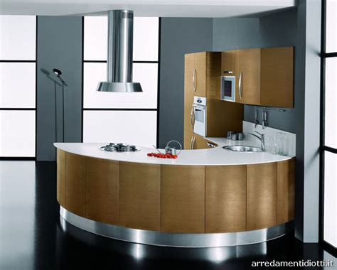 Cucine isola centrale