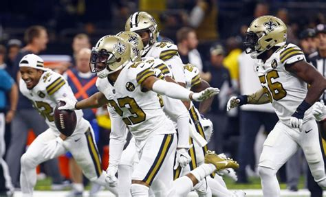 saints embody  true meaning      defense
