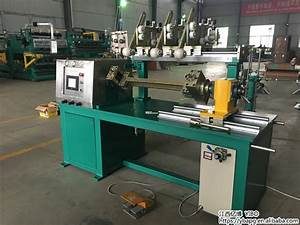 High Quality Plc Control Wire Laying Machine For Winding