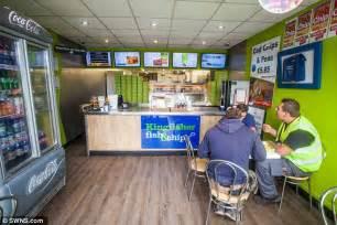 fish  chip shop   uk  win michelin star