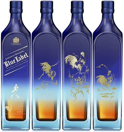 johnnie walker blue label scotch whisky ml lunar